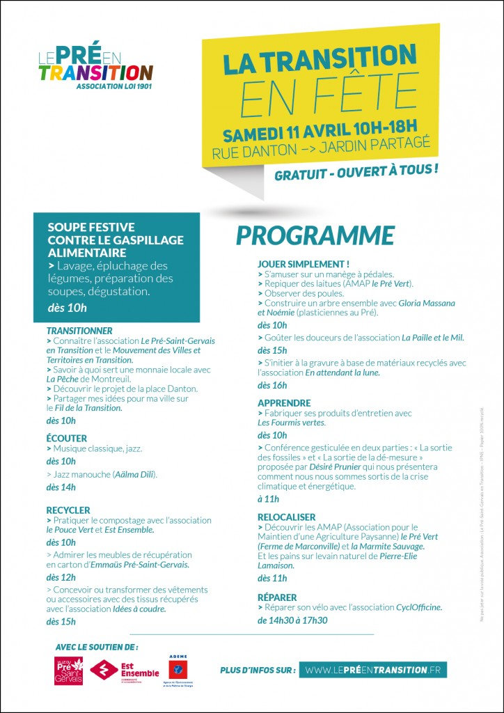 ProgrammeTransitionFete